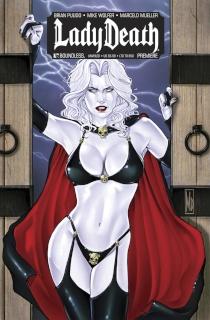 Lady Death (Premiere Unveiled Cover)