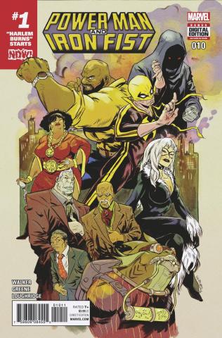 Power Man & Iron Fist #10