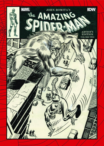 John Romita's Amazing Spider-Man: Artist's Edition Vol. 2