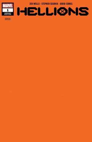 Hellions #1 (Orange COVER)