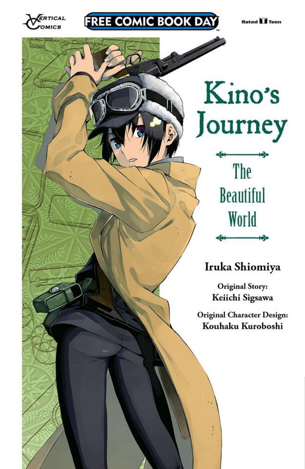 Kino's Journey: The Beautiful World FCBD 2019