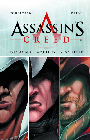 Assassin's Creed: The Ankh of Isis Trilogy