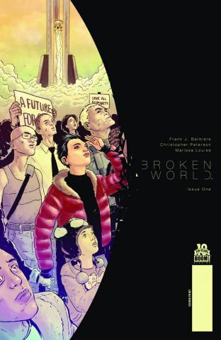 Broken World #1 (2nd Printing)