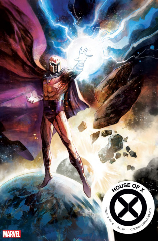 House of X #6 (Huddleston Cover)