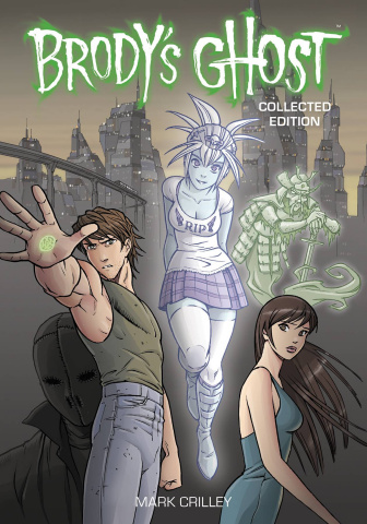 Brody's Ghost (Collected Edition)