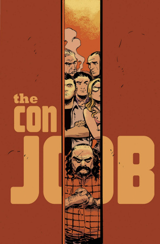 The Big Con Job #1 (20 McDaid Cover)