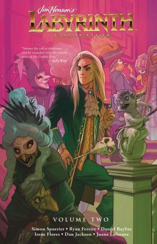 Labyrinth: Coronation Vol. 2