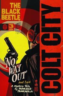 The Black Beetle #3