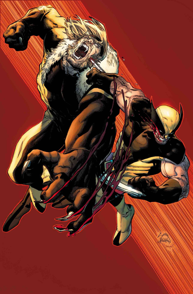 Wolverine: Exit Wounds #1