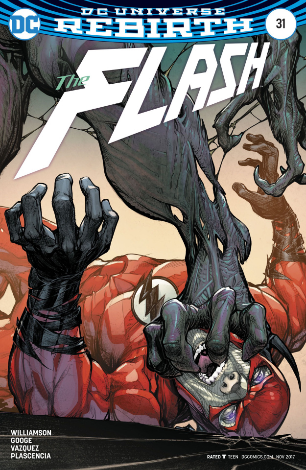 The Flash #31 (Variant Cover)