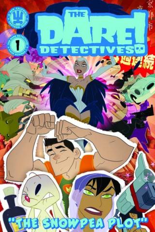 The Dare Detectives: The Snow Pea Plot