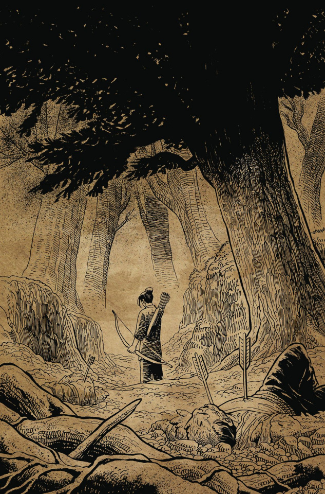 Ronin Island #5 (Preorder Young Cover)