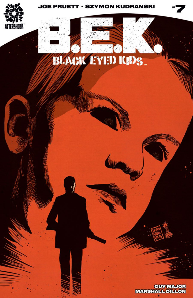 Black Eyed Kids #7