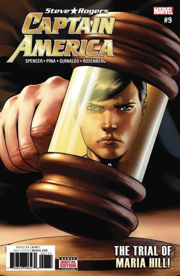Captain America: Steve Rogers #9