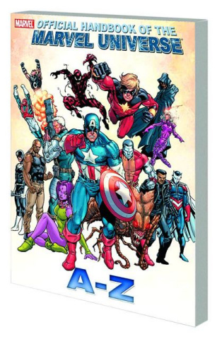 The Official Handbook of the Marvel Universe: A - Z Vol. 2