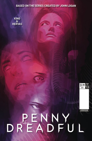 Penny Dreadful #3 (De Martinis Cover)
