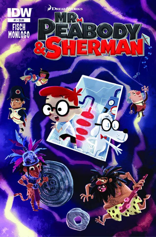 Mr. Peabody & Sherman #1