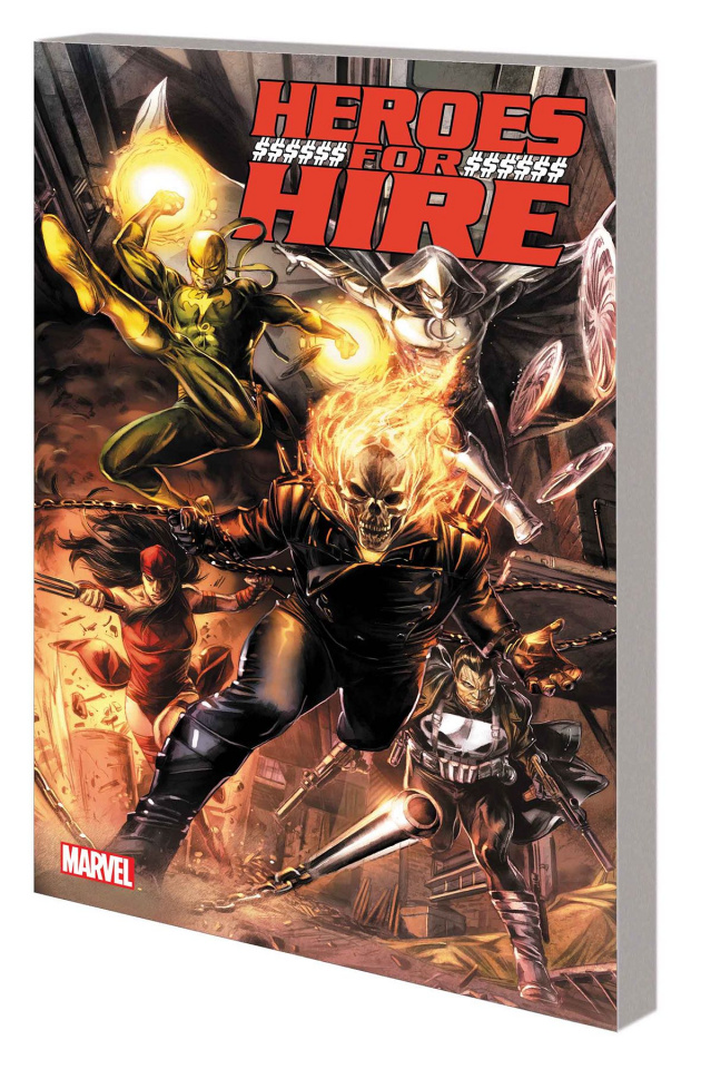 Heroes For Hire: The Abnett and Lanning Complete Collection