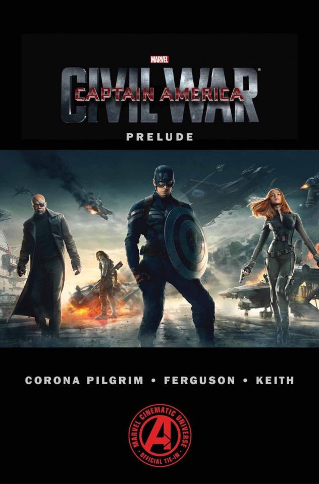 Captain America: Civil War Prelude #4