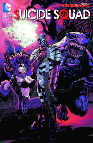 Suicide Squad Vol. 4: To Discipline and Punish