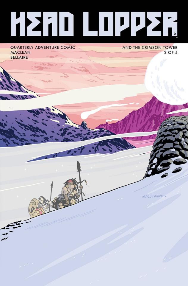 Head Lopper #6 (MacLean Cover)