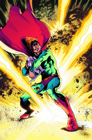 The Adventures of Superman #5
