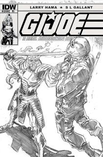 G.I. Joe: A Real American Hero #208 (10 Copy Cover)