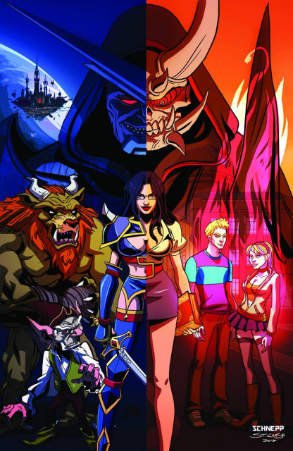 Grimm Fairy Tales Animated Series