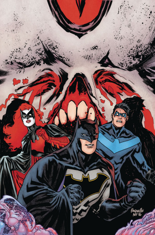 Batman #7 (Monster Men)