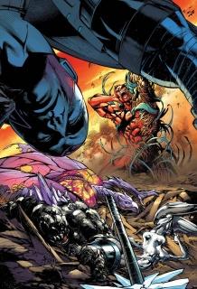 X-O Manowar #28 (Bernard Cover)
