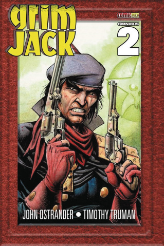Grimjack Vol. 2 (Omnibus)