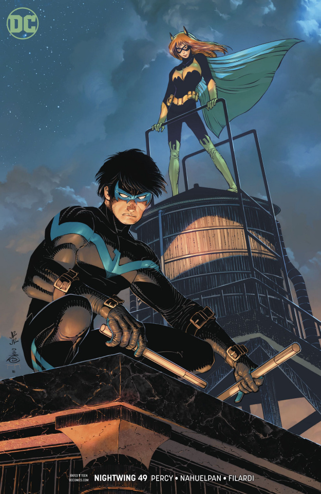 Nightwing #49 (Variant Cover)