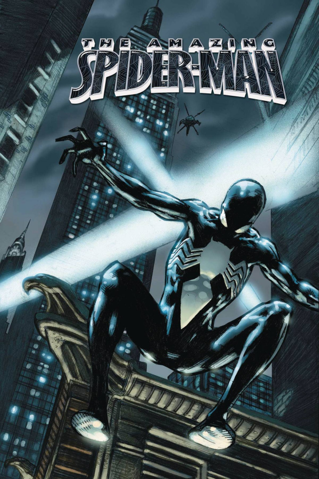 The Amazing Spider-Man by Straczynski Vol. 2 (Omnibus Garney Cover)