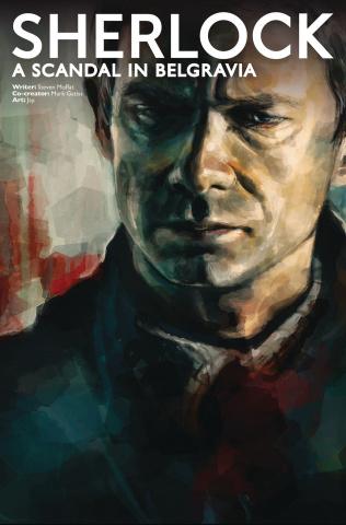 Sherlock: A Scandal in Belgravia #4 (Zhang Cover)
