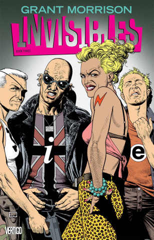 Invisibles Book 3
