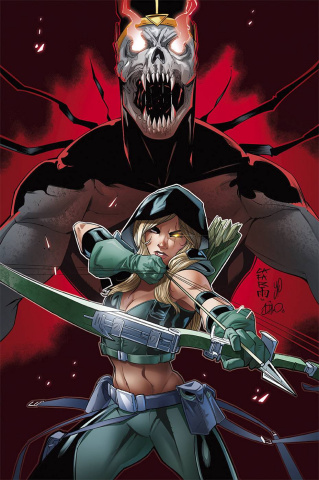 Grimm Fairy Tales: Realm War #11 (Cafaro Cover)