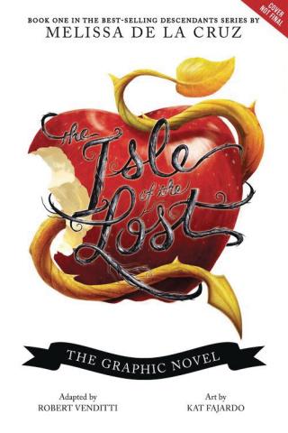 the Isle of the Lost Descendants Prequel