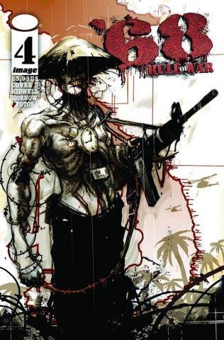'68: Rule of War #4 (Rossmo Cover)