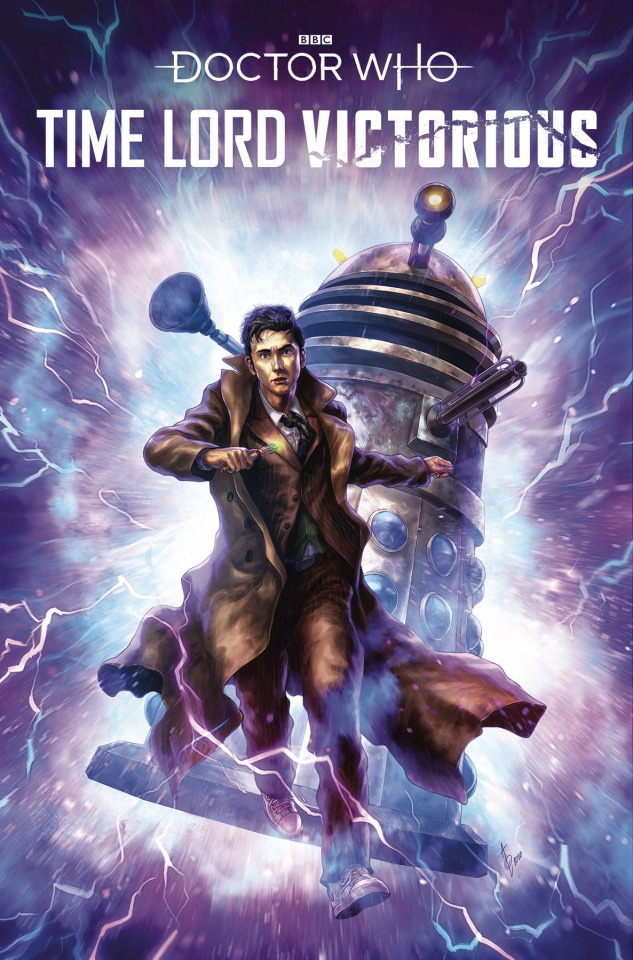 Doctor Who: Time Lord Victorious #2 (Quah Cover)