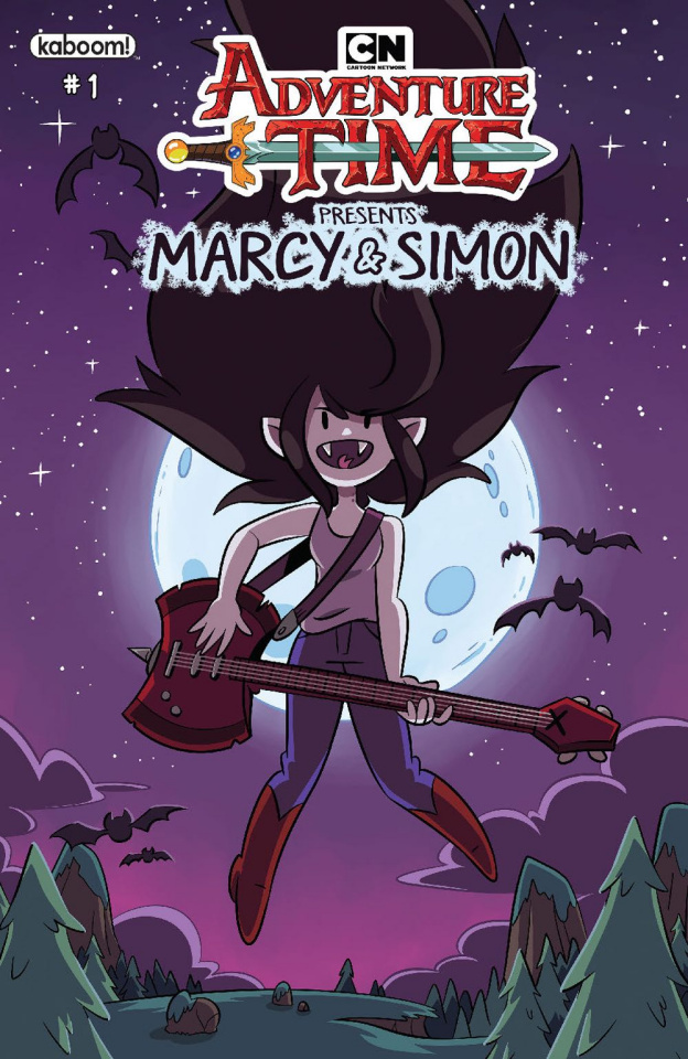 Adventure Time: Marcy & Simon #1 (Preorder Marcy Cover)