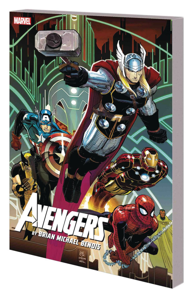 Avengers by Bendis Complete Collection Vol. 1