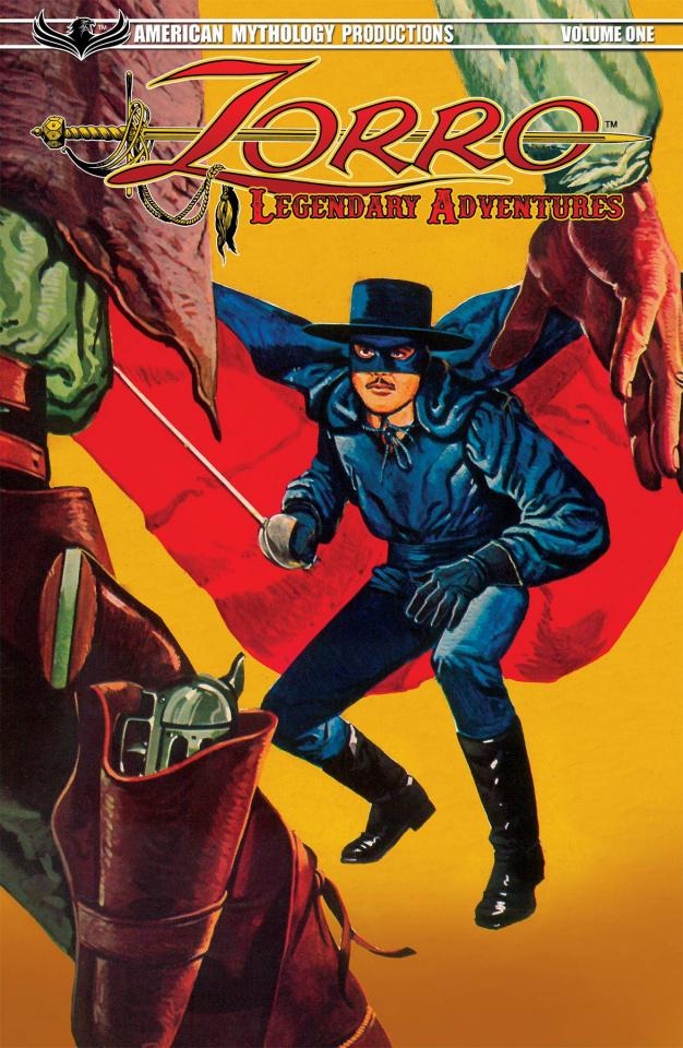 Zorro: Legendary Adventures