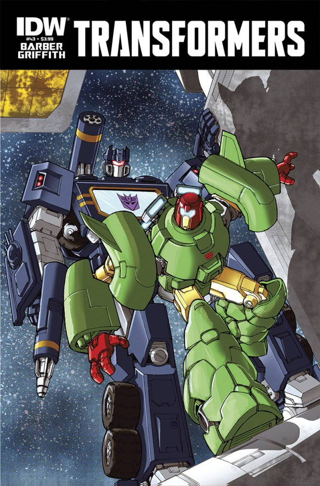 The Transformers #43