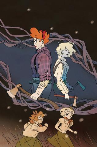 Lumberjanes #71 (Leyh Cover)