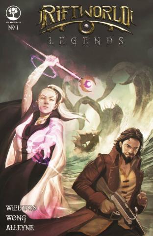 Riftworld: Legends #1