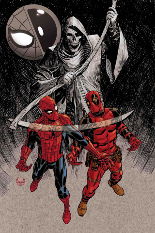 Spider-Man / Deadpool #50