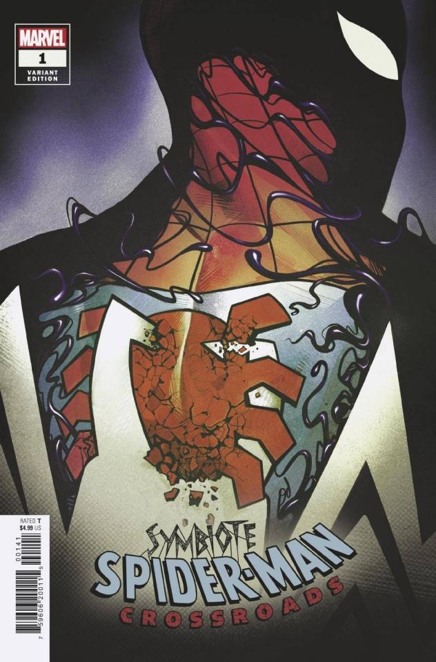 Symbiote Spider-Man: Crossroads #1 (Del Mundo Cover)