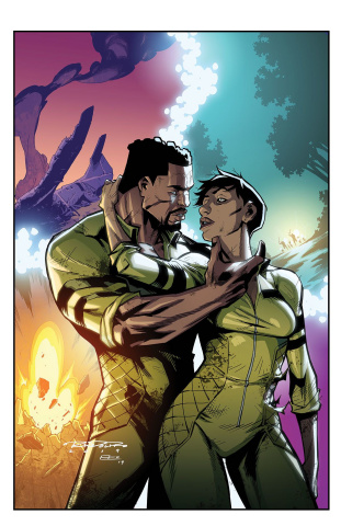 Catalyst Prime: Noble #19