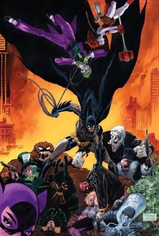 Batman #1 (Variant Cover)