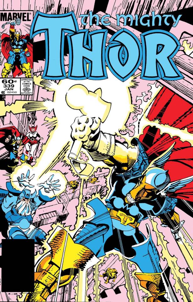 Avengers: Stormbreaker #1 (True Believers)